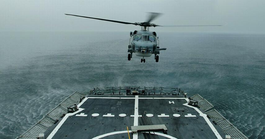 Helikopter Güvenlik Ağları