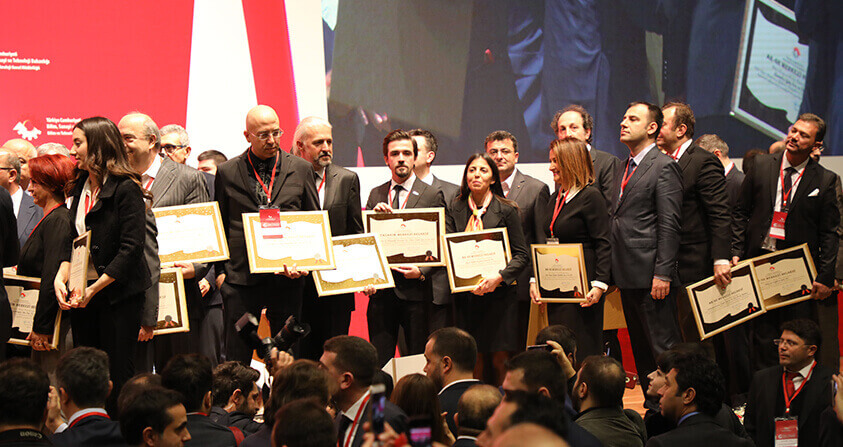 KAYA HAS ACCEPTED THE DESIGN CENTER CERTIFICATE AT THE 6TH PRIVATE SECTOR R&D AND DESIGN CENTER SUMMIT AWARD CEREMONY