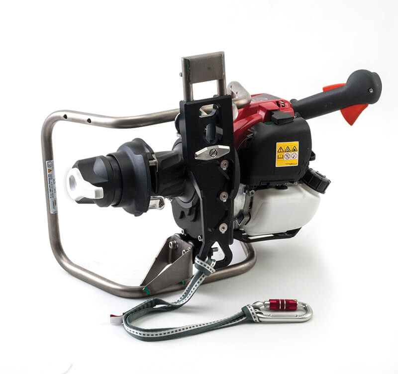 POWERSEAT COMPACT GAS
