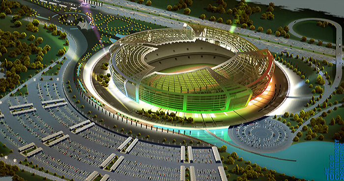 SOCAR BAKU OLYMPIC STADIUM PROJECT