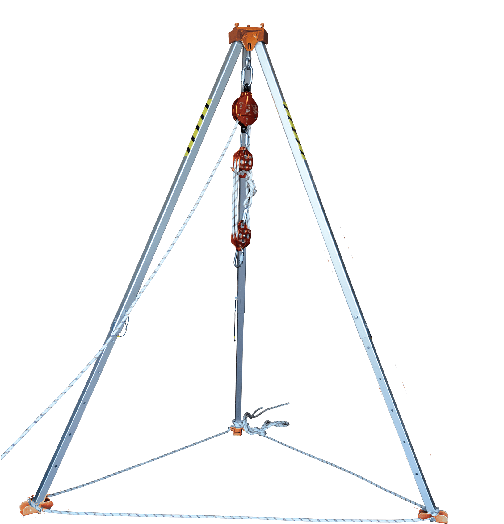 T-150 A TRIPOD (WITH R-ALF RESCUE PULLEY)